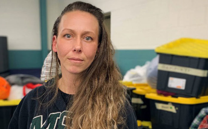 Homeless But Hopeful One Woman's Journey Out Of Homelessness