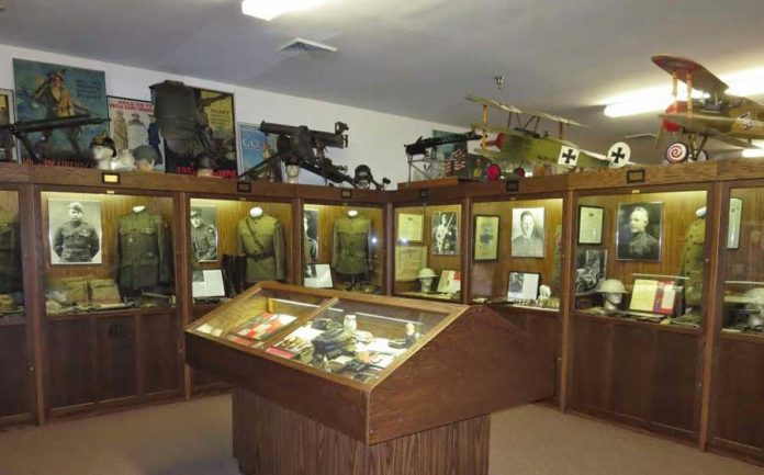 Michigan Military Space Museum – A place to visit… remember… and salute